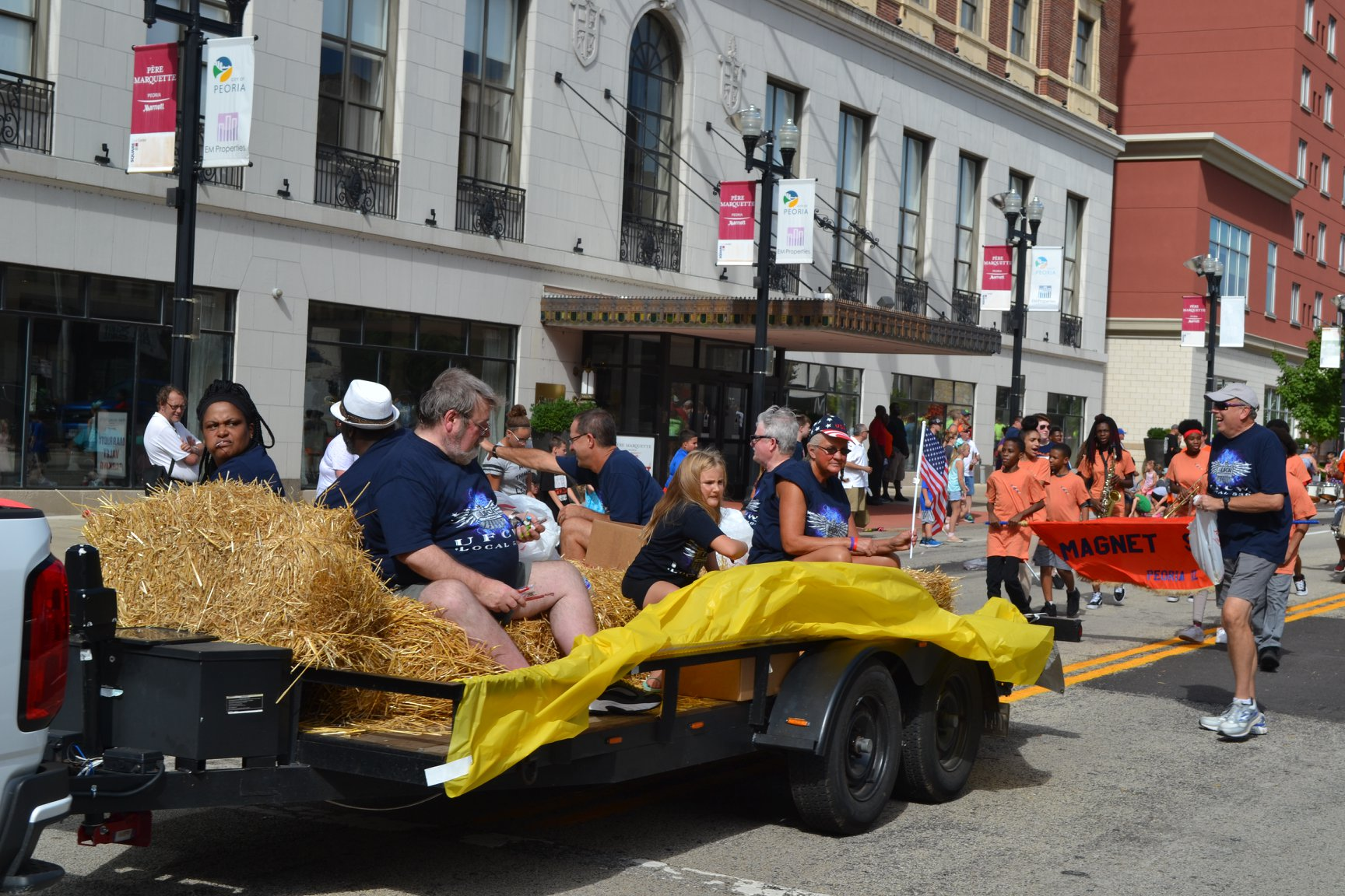 Labor Day Parade 2018 Pictures
